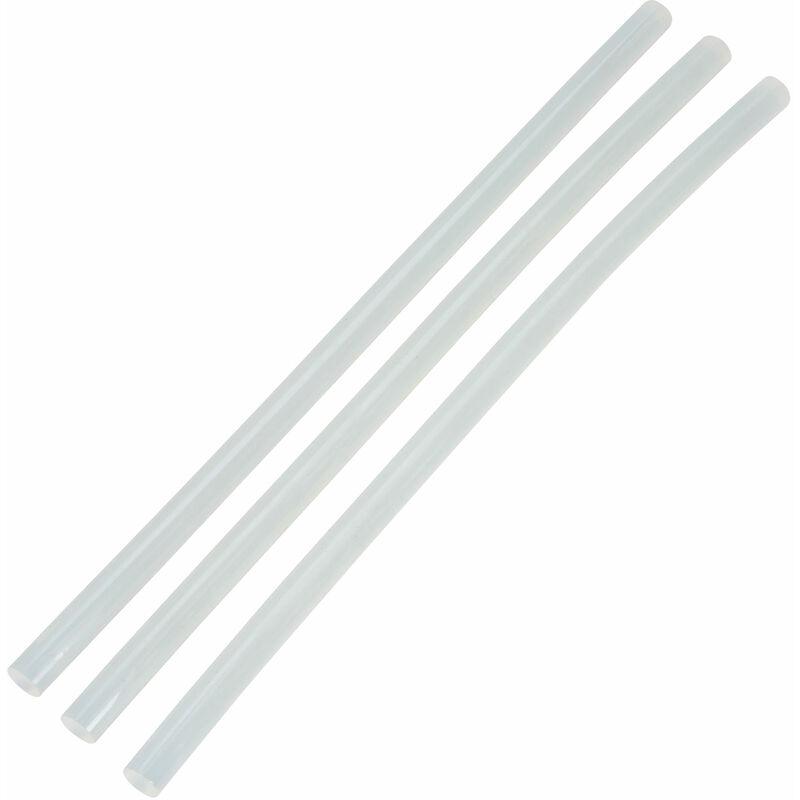 Image of 50565 Glue Sticks 12mm x 300mm for DIY Hot Melt Glue Gun - 5kg - Bostik