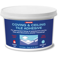 Bostik Ceiling and Coving Adhesive Tub