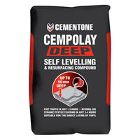 Bostik Cempolay Deep Self Levelling and Resurfacing Compound 20kg