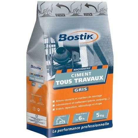 Bostik Ciment tous travaux 10kg