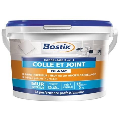 Bostik Colle et Joint 2 en 1 5kg