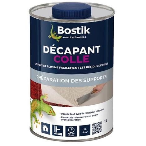 BOSTIK - Décapant colle - 1L