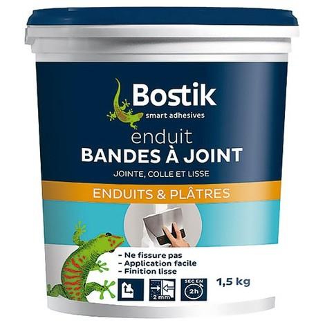 """main image of """"BOSTIK - Enduit bande à joint pâte - 1.5 Kg"""""""