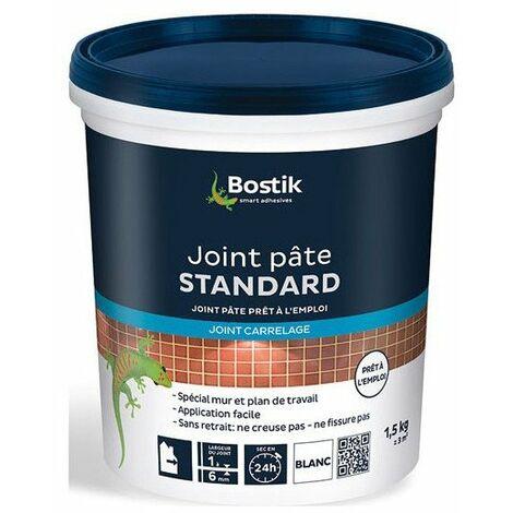 Bostik Joint de carrelage standard 1,5kg