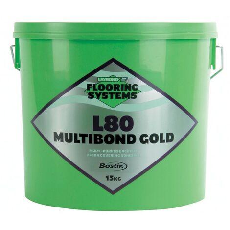 Bostik L80 Multibond Gold 5KG