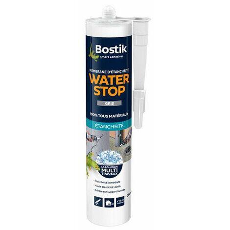 Bostik Membrane d'étanchéité Waterstop Gris