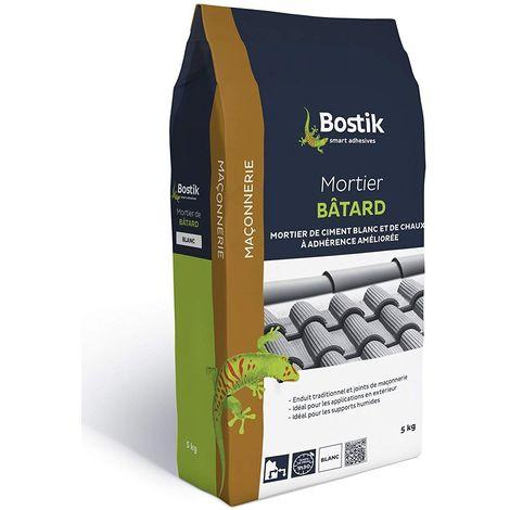 Bostik Mortier bâtard 5kg