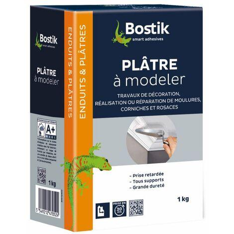 Bostik Platre A Modeler 1kg - BOSTIK