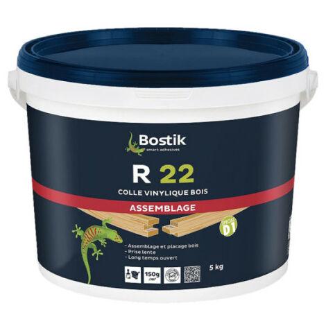 Bostik R22 Vinyl Holzleim Größe Flasche 750g