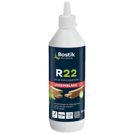 Bostik R22 vinyl wood glue size bottle 750g