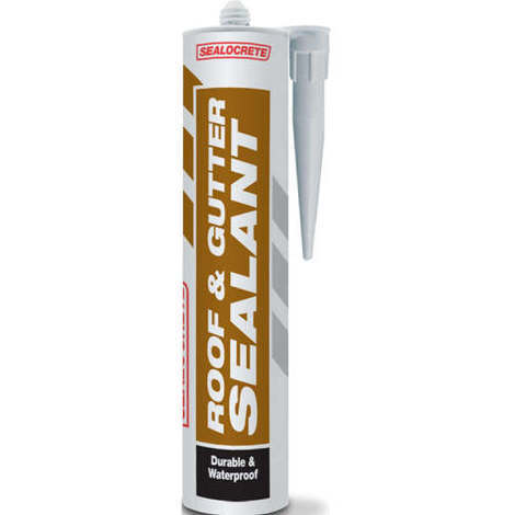 Bostik Roof and Gutter Sealant C20