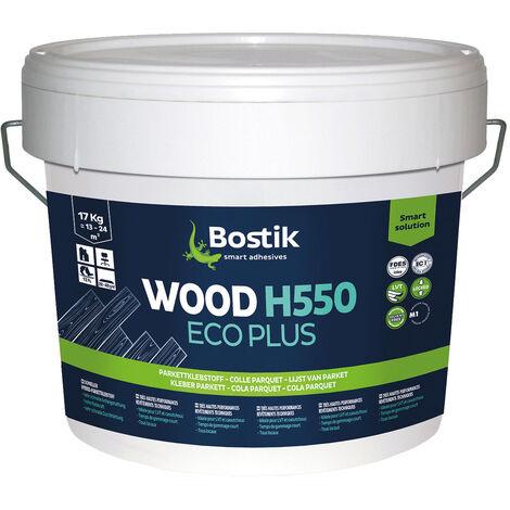 """main image of """"Bostik Wood H550 Eco Plus Parkettkleber 17 kg (Parfix Eco Plus)"""""""
