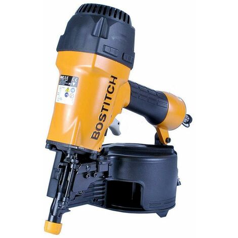 Bostitch BOSN66C2E N66C-2-E Variable Depth Control Coil Nailer
