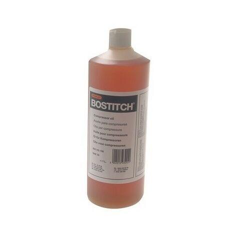 "main image of ""Bostitch ISOVG100 SAE 30 1 Litre Compressor Oil"""