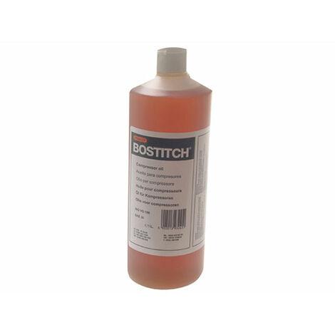 Bostitch ISOVG100 SAE 30 Compressor Oil - Isovg100 Nailgun Accessory