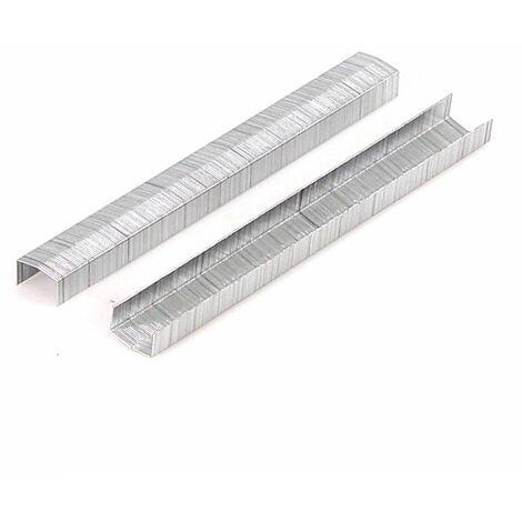 "Bostitch Punti metallici 6 mm 1/4"" - 5.000 pz. per spillatrice Pro B8 ( STCR 211506 Z )"