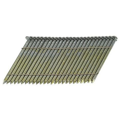 Bostitch S31090 3.1 x 90mm 28 Deg. Stick Nail Smooth Shank Bright Pack of 2000