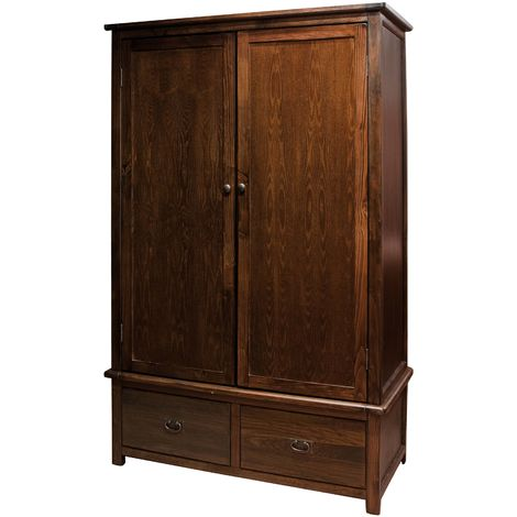 "main image of ""Boston 2 Door, 2 Drawer Wardrobe"""