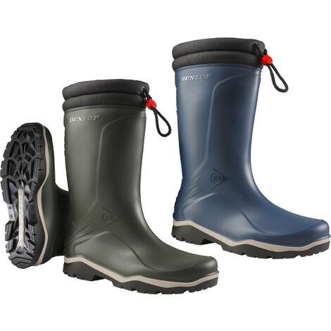 Bota de agua forrada Blizzard de Dunlop