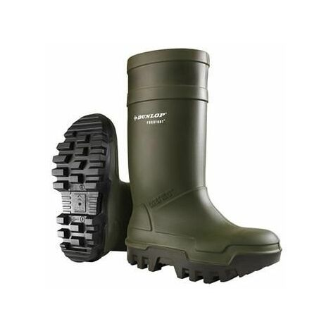 Bota de trabajo DUNLOP PUROFORT THERMO+ FULL SAFETY para agricultura