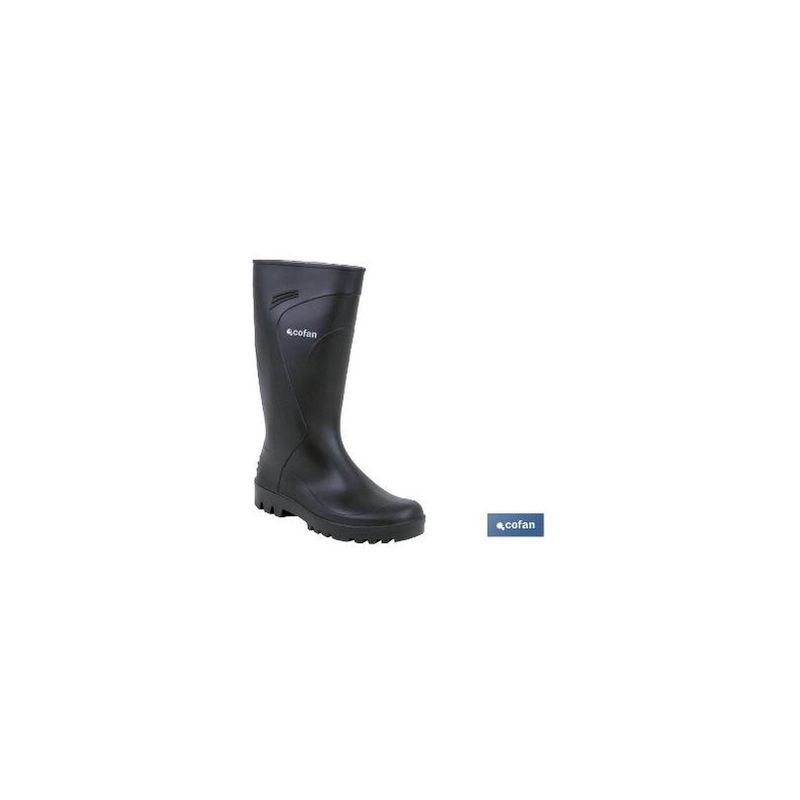 cc150d733 PLIMPO bota agua negra alta calidad t-36 - 4350100617797
