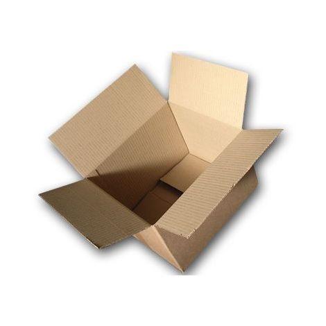 Lot de 5 Boîtes carton (N°51) format 400x250x270 mm