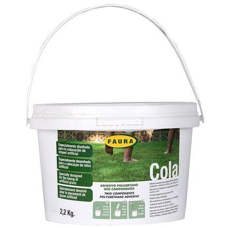 Bote cola adhesiva para césped artificial 5,5 kg