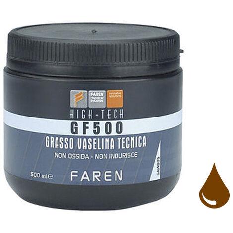 Bote de vaselina técnica GF500 500 ml. (Faren 1GB500)