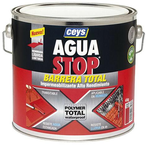 Bote Pintura Impermeabilizante Aguastop Barrera Total Ceys