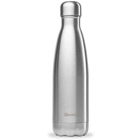 Botella isotérmica Acero Inoxidable Qwetch