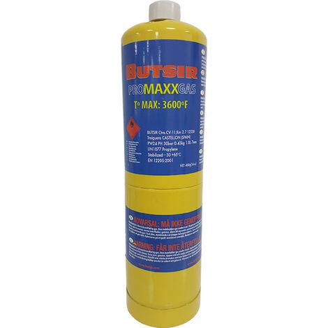 Botella propileno Promaxxgas Butsir CARB0006