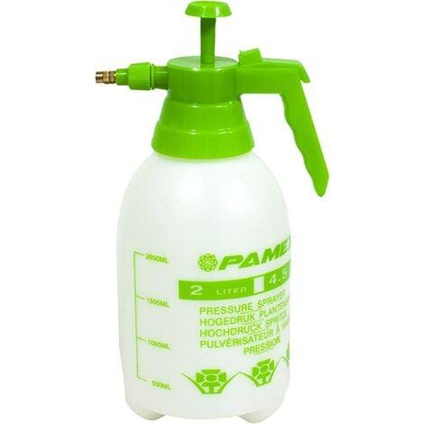 Botella pulverizadora PAMEX 2L con bomba de presión/vaporización