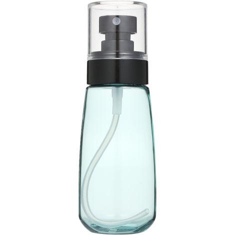 Botellas de spray de niebla fina, botella de spray cosmetico, 100 ml,Azul claro