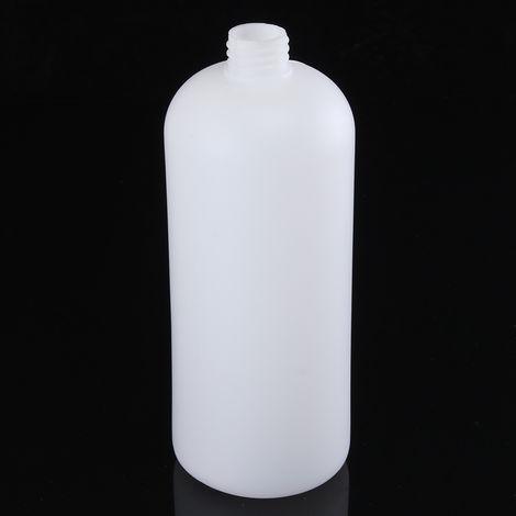 Botellas vacías de repuesto de 1L para lanza de espuma de nieve Sasicare