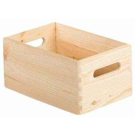 Botellero módulo cubo X ASTIGARRAGA de madera de pino para 12 botellas