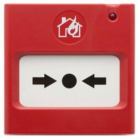 Botón de alarma de incendio manual dirigido Comelit
