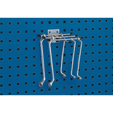 Halterung Stapelboxen Setzkasten Werkstatt Lagersystem 30 Boxen