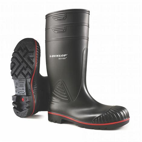 Botte de sécurité Dunlop ACIFORT S5 SRA Noir