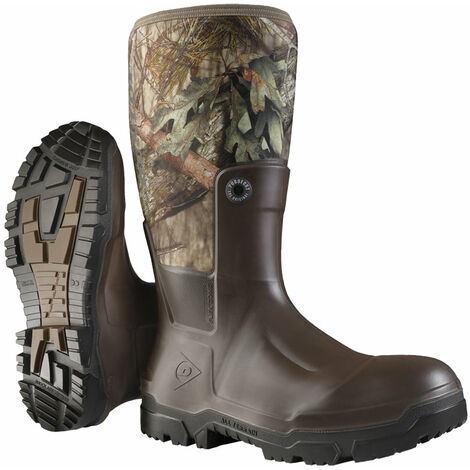 Bottes chasse, loisirs, O4, Wildlander, Dunlop - T44/45