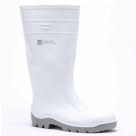 SRC Agro alimentaire Nitrile de S4 sécurité Bottes Blanc en taille44 44 AGRO Baudou PVC 4002 SUqMGpzV