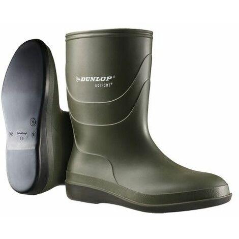 Bottes Dunlop Acifort Biosecure Calf