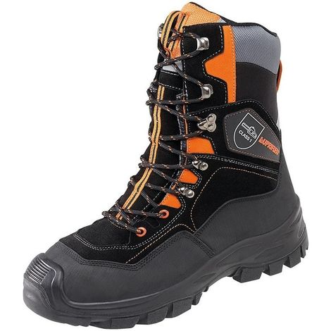 Bottes forestières Sportive HunterS3 SRC Taille 42