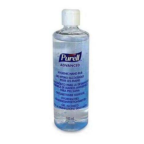 Bottle of hydroalcoholic gel - 500 ml