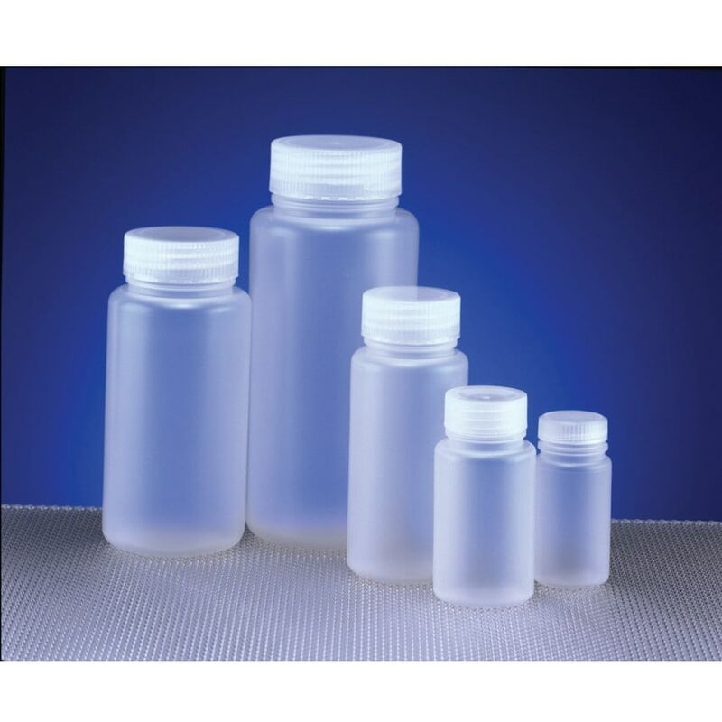 Image of Azlon Bottle Round, Pp, Wide Neck 250ML