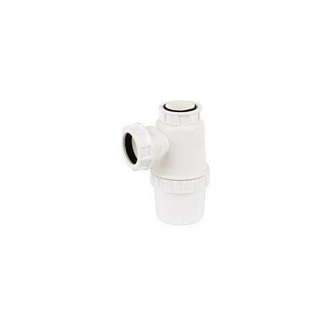 Bottle Trap - 32mm White