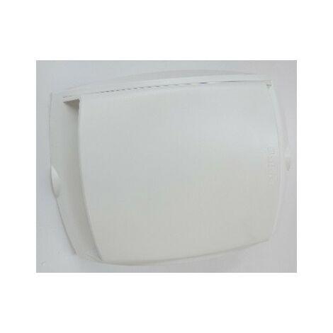 Bouche d'aération Autoréglable BAP'SI TWIN 15 Sans Fût 15 m³/heure ALDES 11019194