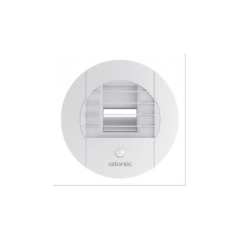 Bouche d'extraction de WC pour sytème VMC Hygroréglable