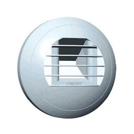 Bouche d'extraction hygroréglable commande électrique diamètre 125 - 10 à 45 m3/h