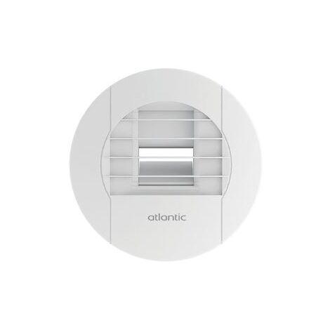 Bouche extraction hygroréglable cuisine - Pour VMC cuisine simple flux - Atlantic