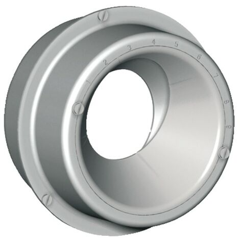 Bouche VMC gaz aluminium ARF Ø100mm - ANJOS : 2731